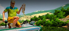 Игры Про рыбалку Смешарики - играть онлайн