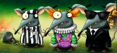 игры Крысы , мини игры - онлайн