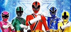 виртуальные Игры рейнджеры самураи