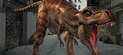 flash игры про Рекс динозавра online