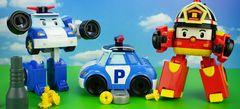 бесплатные игры Робокар Поли по интернету