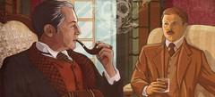 поиск игры про Шерлока Холмса