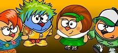 новейшие Игры Шарарам Смешарики по интернету