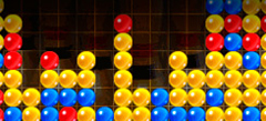 играй по интернету в Игры Тетрис шарики