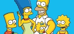 флеш Симпсоны здесь