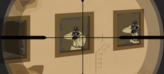 поиграть во флеш игры - игры снайпер 2