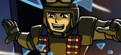 flash игры Герои ударного отряда с друзьями