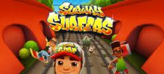 у нас на сайте игры Subway surfers