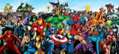 играй онлайн в игры Лего Марвел Супергерои