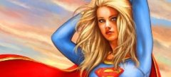 Девушки Супергерои Сенсорные игры - играть