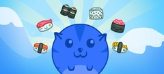 лучшие флэш-игры - Суши кот