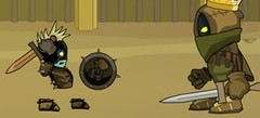 флеш-игры - игры про Мечи и души