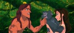 клевые игры Тарзан у нас