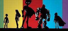 игровой сайт- игры про Юных титанов на нашем портале