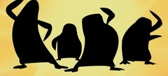 скачай в сети игры про Пингвинов из Мадагаскара