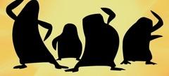 Пингвины из Мадагаскара , флеш игры