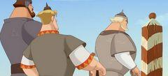 клевые игры с тремя богатырями по интернету