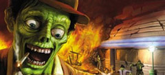 клевые Игры Зомби против людей на нашем портале