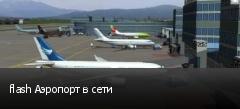flash Аэропорт в сети