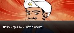 flash игры Акинатор online