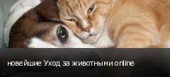 новейшие Уход за животными online