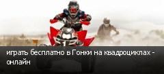 играть бесплатно в Гонки на квадроциклах - онлайн