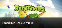 новейшие Плохие свинки