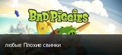 любые Плохие свинки