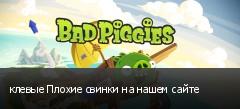 клевые Плохие свинки на нашем сайте