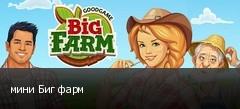 мини Биг фарм