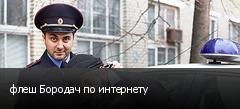 флеш Бородач по интернету