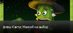 флеш Кактус Маккой на выбор