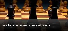 все Игры в шахматы на сайте игр