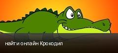 найти онлайн Крокодил