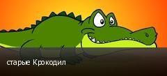 старые Крокодил