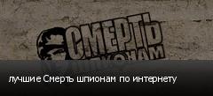 лучшие Смерть шпионам по интернету