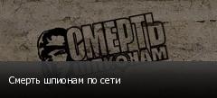 Смерть шпионам по сети