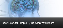 клевые флеш игры - Для развития мозга