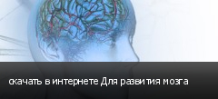 скачать в интернете Для развития мозга