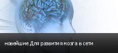 новейшие Для развития мозга в сети
