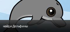 найди Дельфины