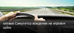 клевые Симулятор вождения на игровом сайте