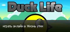 играть онлайн в Жизнь утки