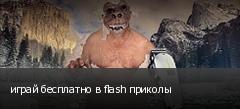 играй бесплатно в flash приколы