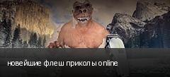 новейшие флеш приколы online