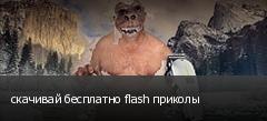 скачивай бесплатно flash приколы