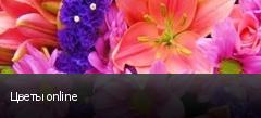 Цветы online
