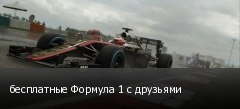 бесплатные Формула 1 с друзьями