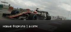 новые Формула 1 в сети