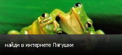 найди в интернете Лягушки